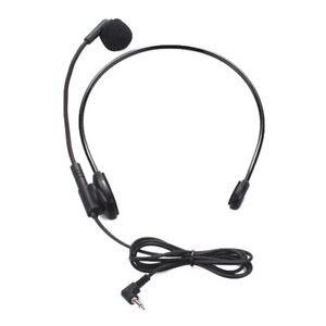 Headset-Kopfbuegel-Mikrofon-3-5mm-Klinke-Top-Klangqualitaet-Ultra-Leicht-Konfort