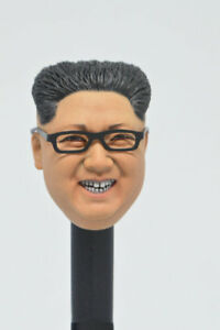 1-6th-Asia-Man-Smile-Face-Head-Carving-Figure-Model-F-12-034-Male-Doll