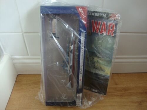 Magazine /& Model - 1:1000 L156 Warships of WWII Collection Choose Type