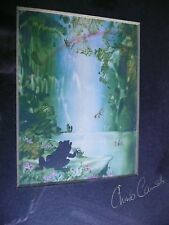 Frog Toad Pond Scene Wax Art Picture Painting Chris Carrick Almost Abstract