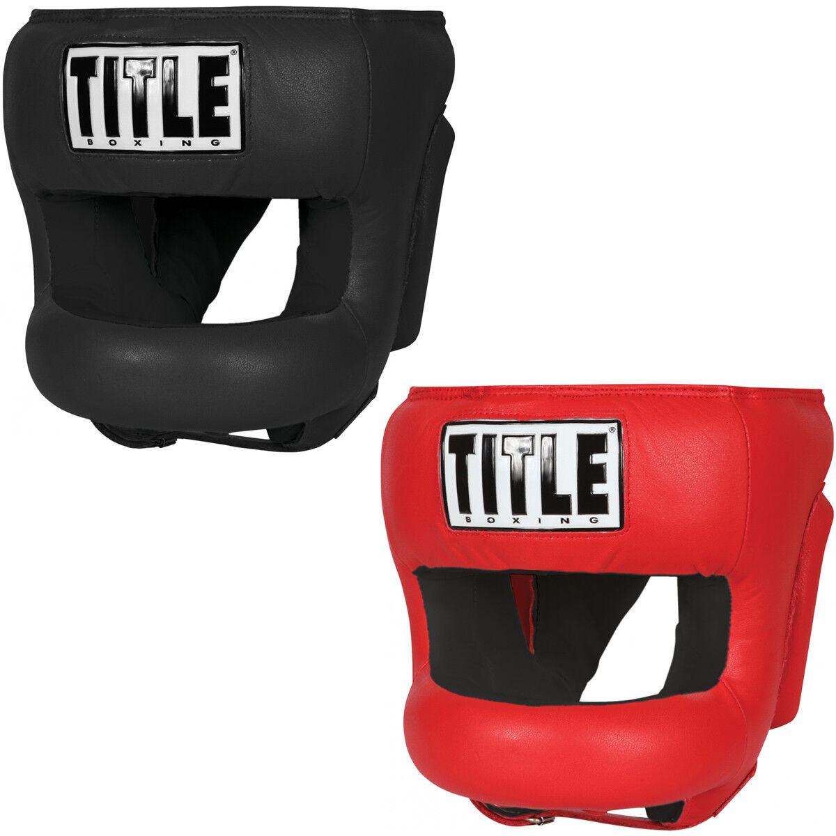 Title Boxing Face Predector Training Headgear
