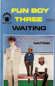 Fun-Boy-Three-Waiting-Import-Cassette-Tape