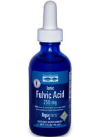 Trace Minerals Research Ionic Fulvic Acid With Concentrace 2 Oz
