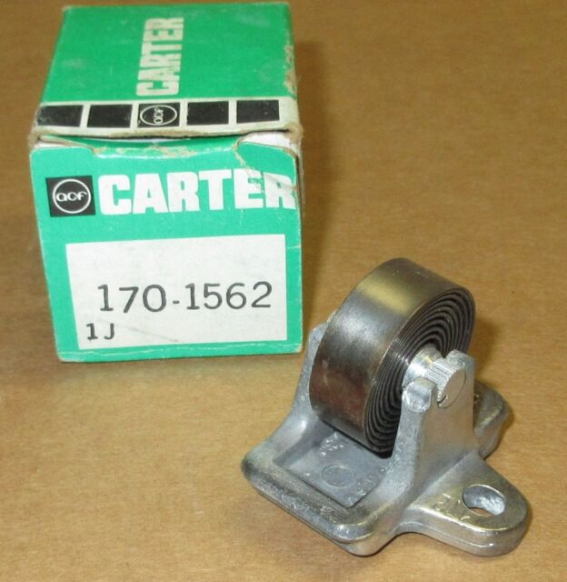 Carter 170 1562 Carburetor Choke Thermostat Rochester Quadrajet 4mv