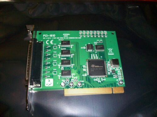 ADVANTECH PCI-1610 PCI High Speed RS-232