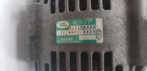 ALTERNATOR LANDROVER FREELANDER  2.5 V6 PETROL YLE102480