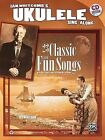 Ian Whitcomb's Ukulele Sing-Along: 23 Classic and Fun Songs with Uke Chords and Full Band Recordings by Ian Whitcomb (Mixed media product, 2011)