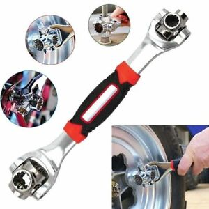 48-in-1-Tool-Multifunction-Socket-Wrench-Universal-360-Rotating-Head-Wrenches