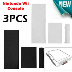 3pcs-1-Kit-Memory-Card-Door-Slot-Cover-Lids-Replacement-for-Nintendo-Wii-Console