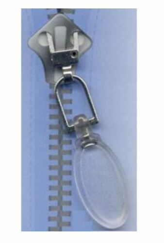 Plastic Oval Zipper Pull