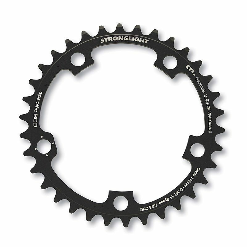 STRONGLIGHT Kettingring ct2 CAMPAGNOLO 39   perfect
