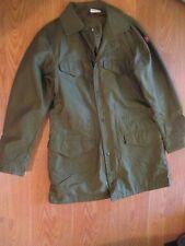 Norwegian army combat jacket olive green