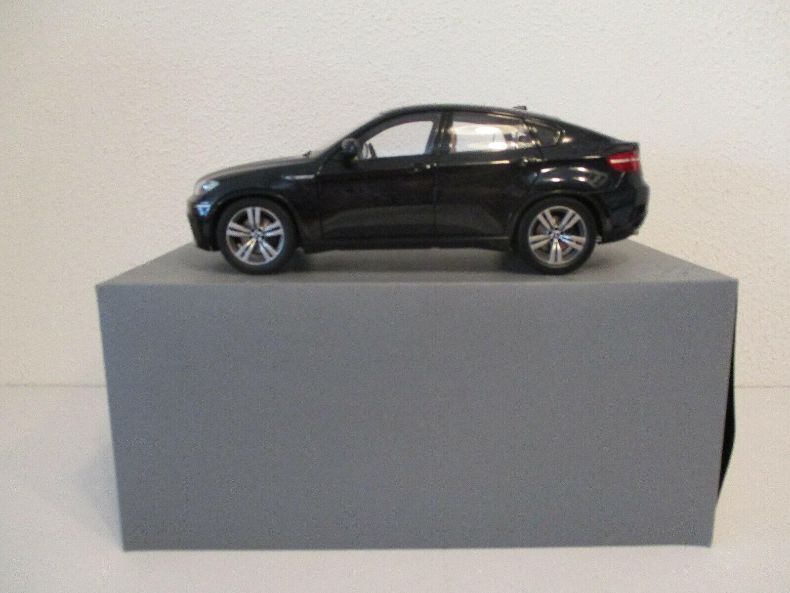 (gokr) 1 18 Kyosho BMW x6 m neuf neuf dans sa boîte