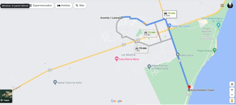 VENTA DIFICIO 6 DEPTOS. LOCK OFF,  4 ESTUDIOS $23,473,230.00 TULUM  Q.R. MÉXICO