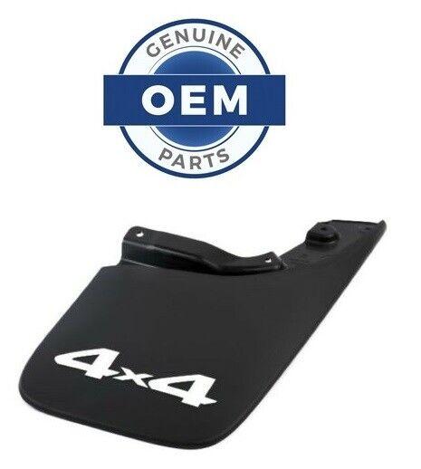 Toyota 05-15 Tacoma 4x4 Right Rear Mud Guard Flap w// Hardware Genuine OEM OE