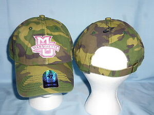 finest selection aa681 99576 Image is loading MARQUETTE-GOLDEN-EAGLES-Pink-logo-Camo-CAP-HAT-