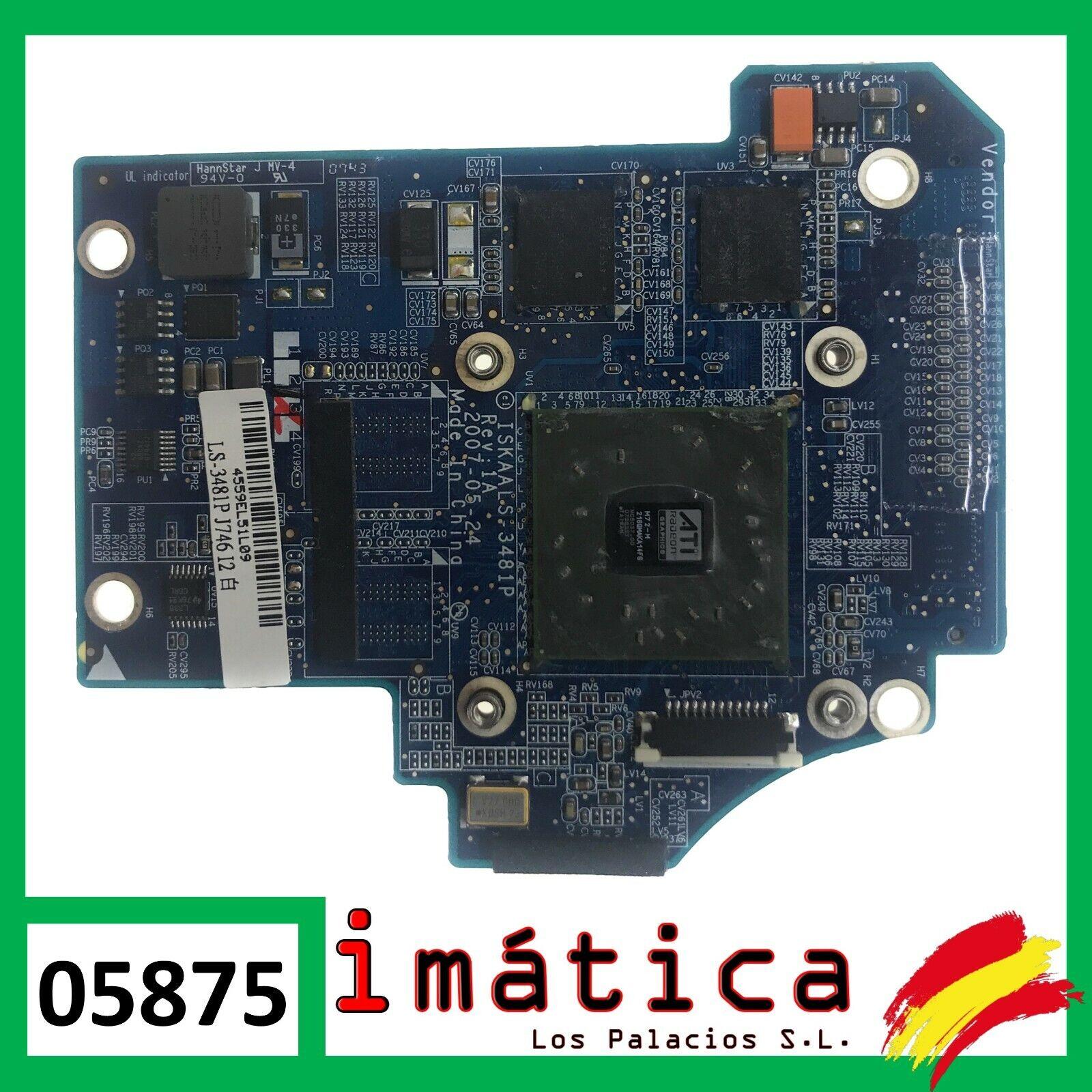 Card Video Graphic Toshiba Satellite A200