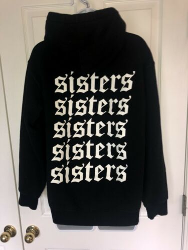 James Charles SISTERS Limited Edition Black Pull O