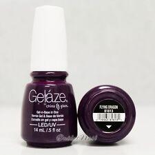 Gelaze China Glaze LED UV Nail Gel Color Polish 0.5 oz - Flying Dragon 81813