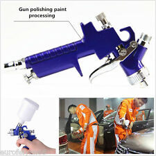 New HVLP Car SUV Body Detail Touch-Up Air Spray Paint Gun Repair Tool Universal