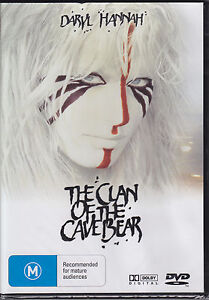 The Clan Of The Cave Bear Daryl Hannah New Sealed R0 Dvd