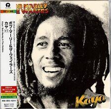 MINI LP CD VYNIL RÉPLICA IMPORT JAPON + OBI  BOB MARLEY & THE WAILERS / KAYA