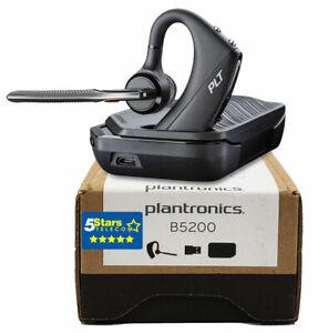 Plantronics-Voyager-5200-UC-Wireless-Headset-206110-101-B5200-Brand-New