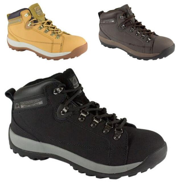 Dunlop Mens Waterproof Hiker Safety