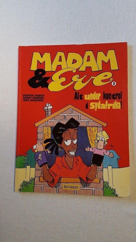 MADAM & EVA, STEPHEN FRANCIS, Tegneserie