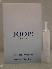 JOOP ~ LE BAIN ~ ED Parfum Probe NEU OVP