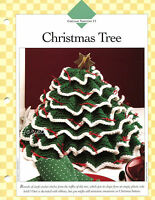 Christmas Tree Centerpiece Keepsake Decor Crochet Pattern