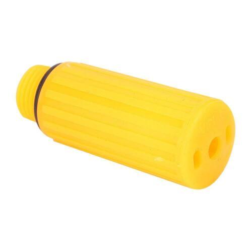 5pcs 15.5mm Breathing Rod Vent Cap 16x1.5 Thread for Air Compressor Pump