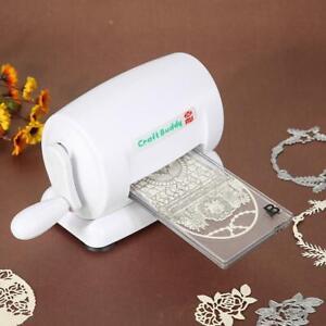 DIY Dies Cutting Embossing Machine Scrapbooking Paper ...