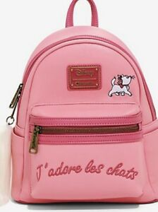 7a1245d2ff4 NEW WITH TAGS! Loungefly Disney Aristocats Les Chats Mini Backpack ...
