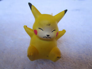 *US Seller Pokemon Talking Pikachu Figure Official Pokemon toy by TOMY