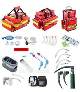 Notfallrucksack-o-Notfalltasche-AEROcase-gefuellt-NFr-Arzt-Praxis-Feuerwehr