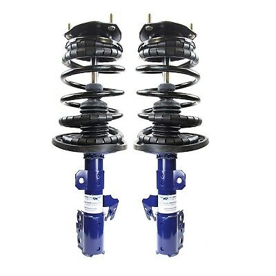 Pair Set of 2 Rear Monroe Strut and Coil Spring Kit For Toyota Camry Solara L4