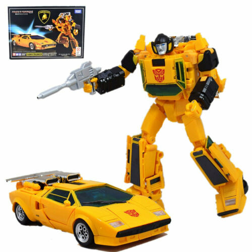 Masterpiece MP39 Sunstreaker Action Figure 18CM Toy Figurine New in Box