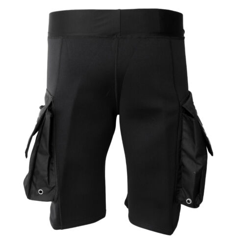 3mm Neopren Neoprenanzug Shorts Tauchen Schnorcheln surfen kurze Hosen