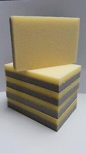 5x-KA-EF-Schleifmatte-Combimatte-Set-medium-amp-fein-Korn-60-100-P-150-220