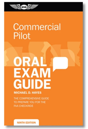 ASA Commercial Pilot Oral Exam Guide ASA-OEG-C9