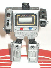 Transformers Action Figure WATCH Grey QUARTZ Non Kronoform