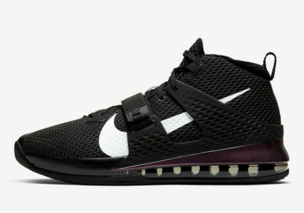 Size 11.5 - Nike Air Force Max 2 Black for sale online   eBay
