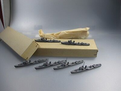 Sinnvoll Wiking-schiff :5x Atherstone (plastik), Ladenneu In Handlerkarton (gk60)