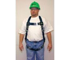 Miller 850KQC/UBK Full Body Harness, L/XL, 400 LB Cap., Kevlar Webbing