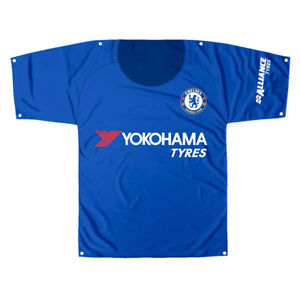Chelsea Fc Kit Shaped Use As Wall Window Banner Or As Body Flag New Gift Xmas Ebay