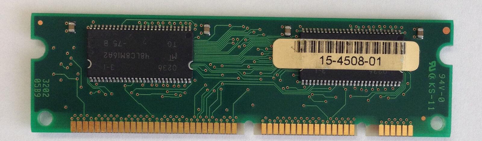 MEM2600XM-64D 64MB DRAM Memory Cisco Approved 2600XM Original Genuine 15-4508-01