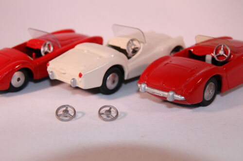 Corgi 300 301 302 305 Reproduction Replacement Steering Wheel