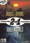 2 for 1: Riddle of the Sphinx: An Egyptian Adventure/Riddle of the Sphinx II: The Omega Stone (PC, 2004)