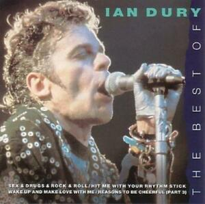 Dury-Ian-Ian-Dury-Best-of-CD-Value-Guaranteed-from-eBay-s-biggest-seller